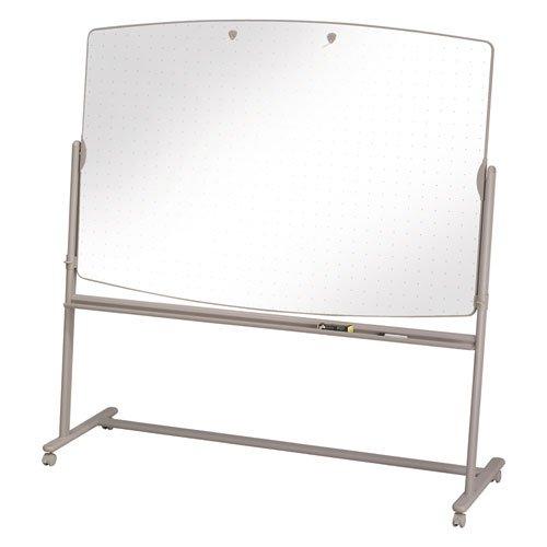 Quartet Total Erase Reversible Mobile Easels-Reversible Mobile Easel Board, 6'x4'-75