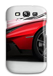 New VanessaKSchmidt Super Strong Lamborghini Aventador J 34 Tpu Case Cover For Galaxy S3