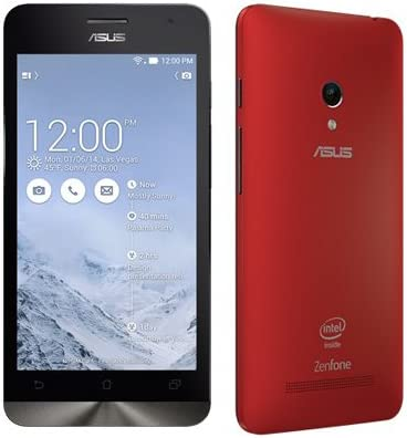ASUS Zenfone 5 Smartphone Android 4.3 Intel Atom Z2560 3G 1.6GHz ...