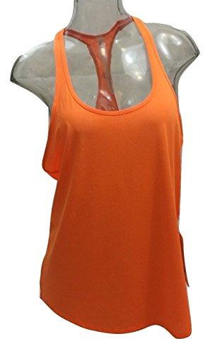 lululemon-tank-top-tech-mesh-singlet-orange-size-10