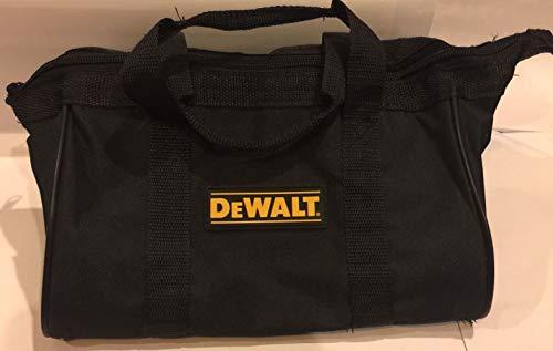 - De-Walt Nylon Ballistic Carrying Tool Bag, Black