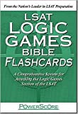 LSAT Logic Games Bible Flashcards Publisher: Powerscore Pub.; Crds edition