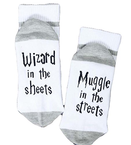 CocoL Halloween's Day Gifts Funny Saying & Quotes Muggle in the streets Wizard Gift -