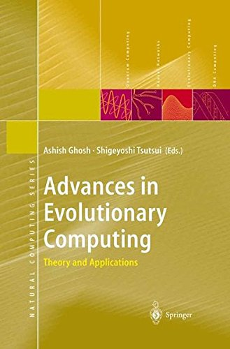 Advances in Evolutionary Computing by Springer
