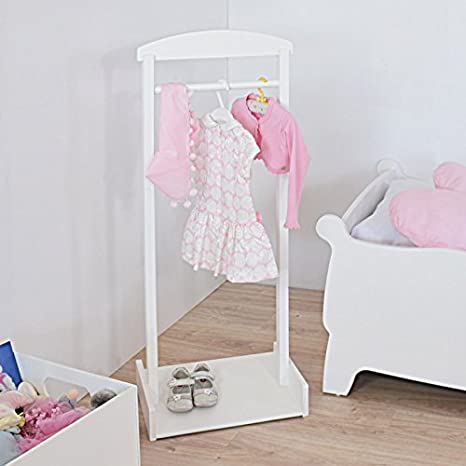 Bainba Galan Infantil, Madera, Blanco, 30x42x101 cm: Amazon ...