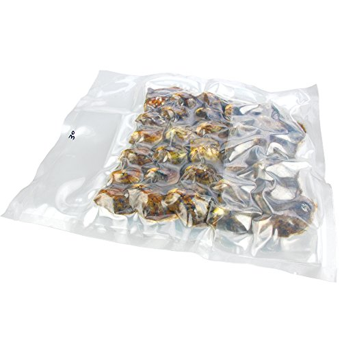 Best Choice for Party, RANDOM mixed colors 6-8mm Round Akoya Cultured Pearl Oyster 60pcs, 2bags by NY Jewelry