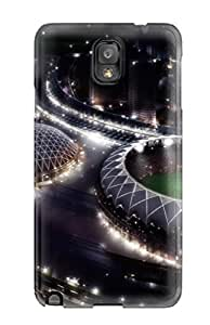 Case Cover Nice Futuristic / Fashionable Case For Galaxy Note 3
