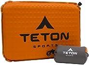 TETON Sports Camping Seat Cushion; Stadium Seat; Office Chair; Car Pad; Inflatable