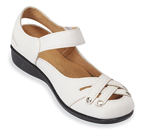 Classic Mary Jane Shoes (Woven Mary Jane Shoes - Comfortable and Classic 7 B(M) US)
