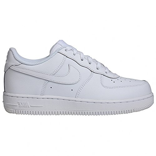 Blanco de Force White 1 117 white White Baloncesto Zapatillas Niños PS Nike F0xqCwF