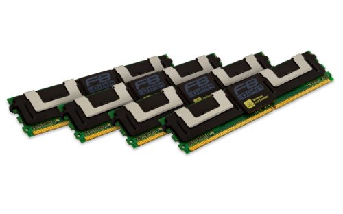 Kingston ValueRAM 8GB Kit (4x2GB) DDR2 667MHz FBDIMM Desk...