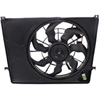 MAPM Premium OPTIMA / MAGENTIS 06-10 RADIATOR FAN SHROUD ASSEMBLY, 2.7L Eng., New Body Style