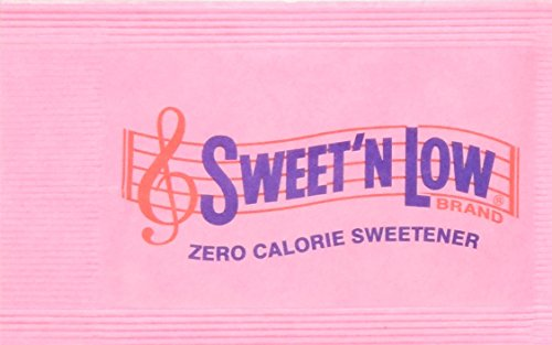 Sweet Xylitol Packets - Sweet 'N Low Zero Calorie Sweetner - Case of 3000 Packets