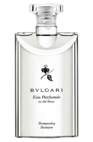 Bvlgari White Tea au the blanc Shampoo Lot of 6 ea 2.5oz Bottles. Total of 15oz.