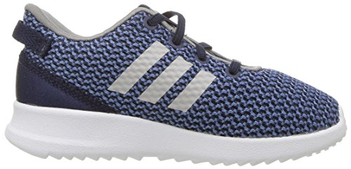adidas Kids CF Racer TR Running Shoe, Collegiate Navy/Collegiate Navy/Grey, 7K M US Toddler by adidas (Image #7)
