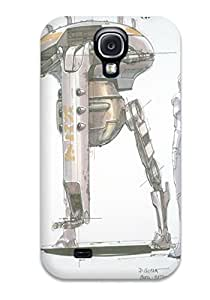 Top Quality Rugged Star Wars Tv Show Entertainment Case Cover For Galaxy S4