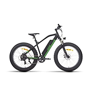 Sarahbridal Electric Mountain Bike Bicycles for Adult with Removable Lithium Battery