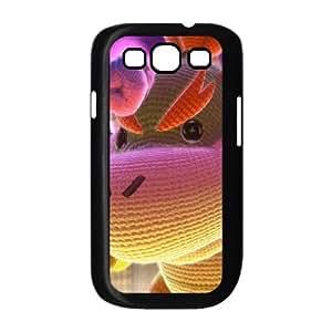 Samsung Galaxy S3 9300 Cell Phone Case Black_Yoshi's Woolly World_004 Gnrxt