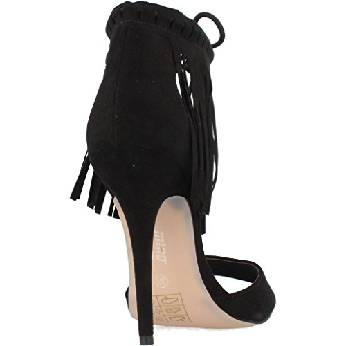 para MTNG para Vestir Sandalias Vestir De Color Mujer Marca de 53892M Negro Negro Modelo MTNG Mujer Negro Sandalias 7w4q4pxS