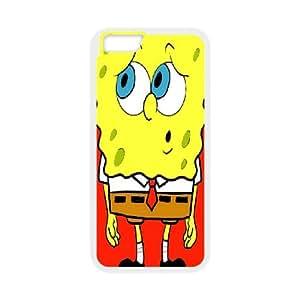 Diy Phone Cover SpongeBob Squarepants for iPhone 6,6S 4.7 Inch WEQ389877