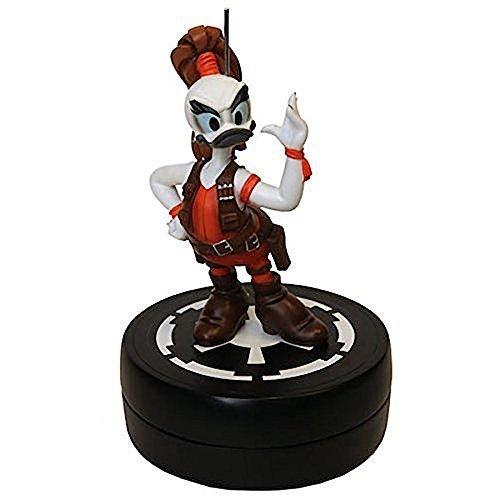 Disney 2015 Star Wars Weekends Daisy Duck as Aurra Sing Figural Statue