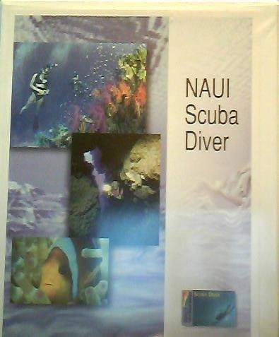 NAUI Master Scuba Diver Training Program - Textbook, workbook, audio cassettes, & VHS tape by NAUI Worldwide