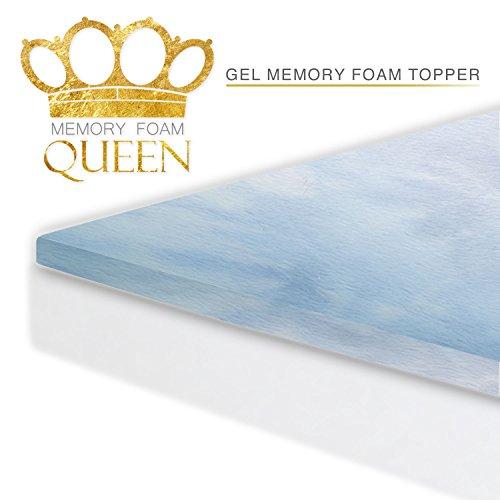 Memory Foam QueenGel InfusedKing 2-I - Basic Care Foam Mattress Shopping Results