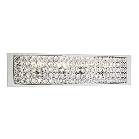 Kichler lighting 4 light krystal ice chrome crystal bathroom vanity kichler lighting 4 light krystal ice chrome crystal bathroom vanity light aloadofball Choice Image