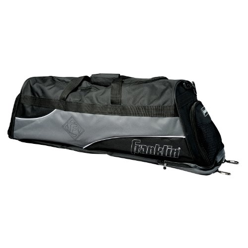 Franklin Sports Varsity Equipment Helmet Bag, Black
