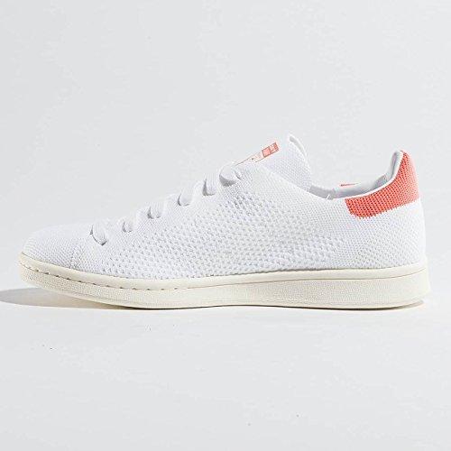adidas Damen Stan Smith PK W Fitnessschuhe weiß (Ftwbla / Ftwbla / Senade)