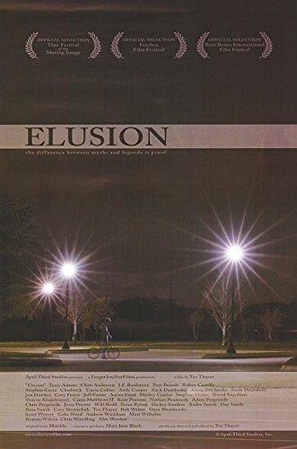 elusion-authentic-original-11-x-17-movie-poster