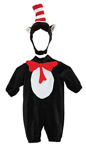 Baby Boys' Cat In The Hat Costume - 18mo