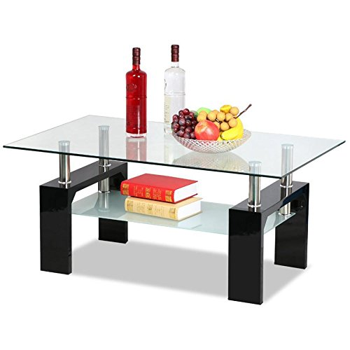 Compare Price To White Chrome Square Coffee Table