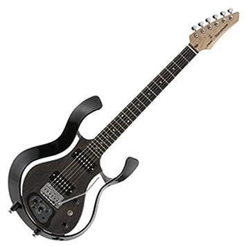 Guitarra electrica cuerpo macizo Vox VSS-1P BK: Amazon.es: Instrumentos musicales