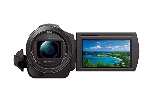 Sony 4K HD Video Recording FDRAX33 Handycam Camcorder (Renewed)