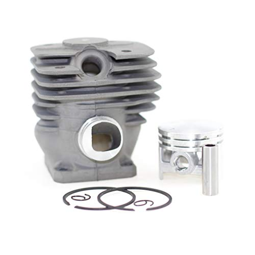 Outdoors & Spares 42mm Cylinder Piston Kit for Stihl 024 MS240 Chainsaw Replacement 1121 020 1200 WT Pin Ring Circlip