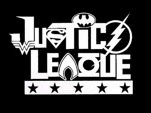Superman Collectors Edition Costumes (Justice League Decal Vinyl Sticker|Cars Trucks Vans Walls Laptop| White |7.5 x 5 in|CCI1325)