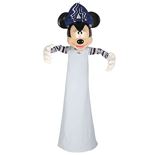 Mickey And Minnie Halloween Decorations - Disney Minnie Mouse Full Size Posable