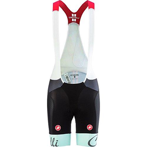 (Castelli Free Aero Limited Edition Bib Short - Women's Glacier Lake, S)