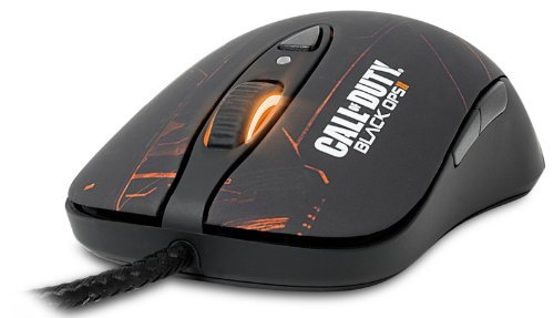 SteelSeries Call of Duty Black Ops II Gaming Mouse (Certified Refurbished