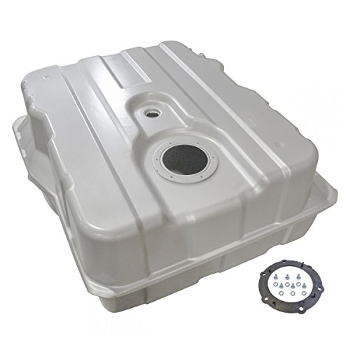 (Diesel Fuel Tank Rear 40 Gallon Zinc Coated Upgrade for Ford Truck )