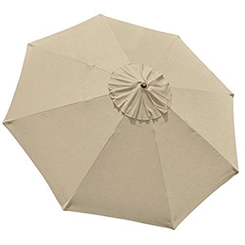 Apontus 40134 9Ft Umbrella Cover Replacement