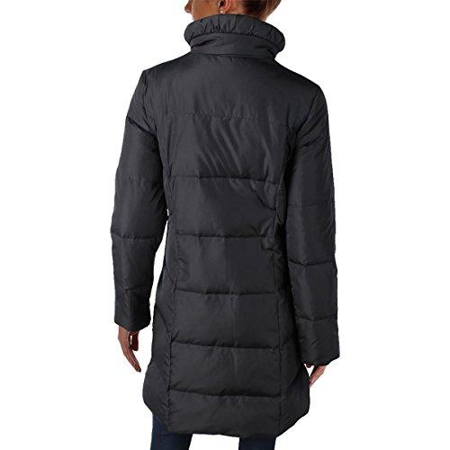Ellen Tracy Womens Down Long Sleeves Coat Black S by Ellen Tracy (Image #1)
