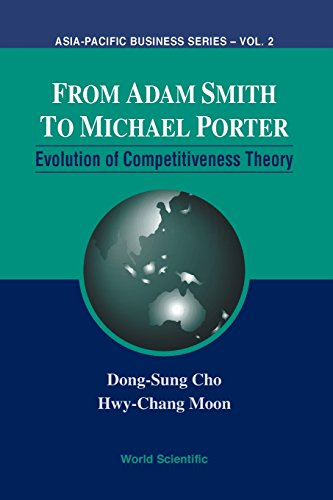 FROM ADAM SMITH TO MICHAEL PORTER: EVOLUTION OF COMPETITIVENESS THEORY (Asia-Pacific Business Series)