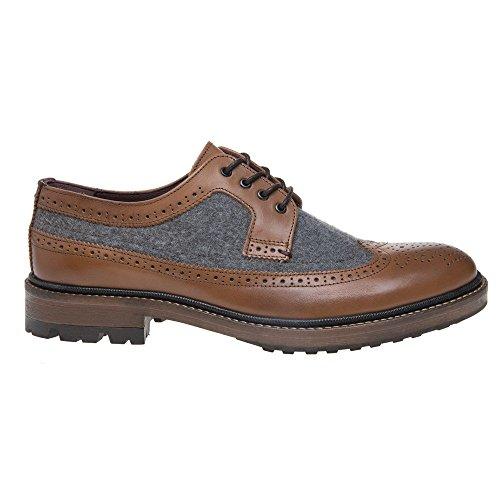 Ted Baker Casbo Herren Schuhe Beige Beige