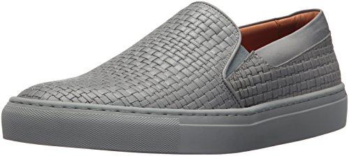 free shipping 2014 Aquatalia Men's Anderson Embossed Calf Sneaker Gray marketable cheap online cheap sale outlet store popular sale online HqgAZdCyC