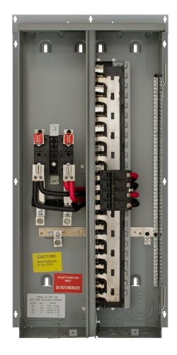UPC 040892996838, Siemens MC2040B1200EFC 20 Space 40 Circuit 200-Amp Flush Mount Meter Load Center Combination with Ring Type Cover