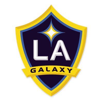 Los Angeles Galaxy MLS - United States Football Soccer Futbol - Car Sticker - 5