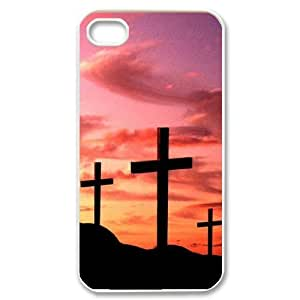 taoyix diy Cross Unique Fashion Printing Phone Case for Iphone 5C,personalized cover case ygtg549186