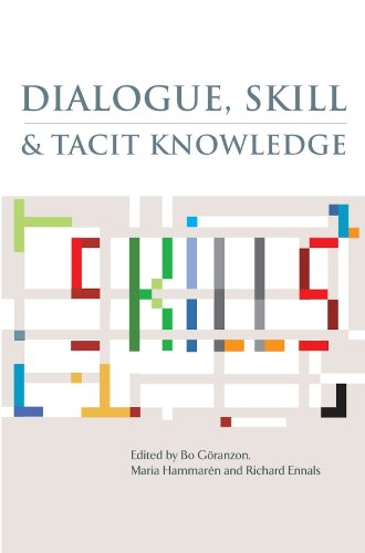Dialogue, Skill and Tacit Knowledge Pdf